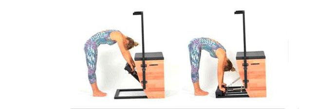 Exercício: Hamstring Stretch