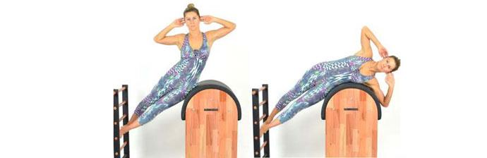 Exercício: Side Body Twist