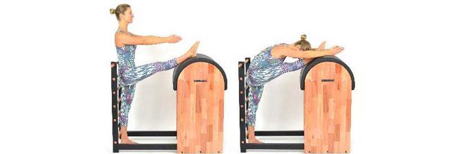 Exercício: Stretches Front