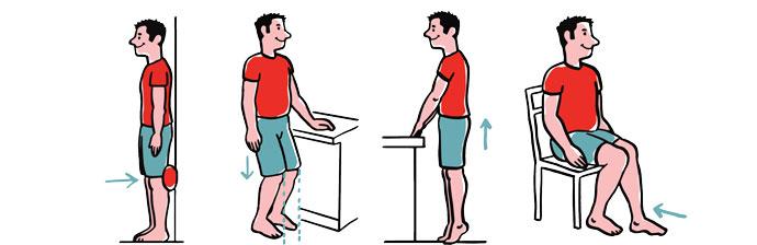 Exercícios para Tendinite Patelar