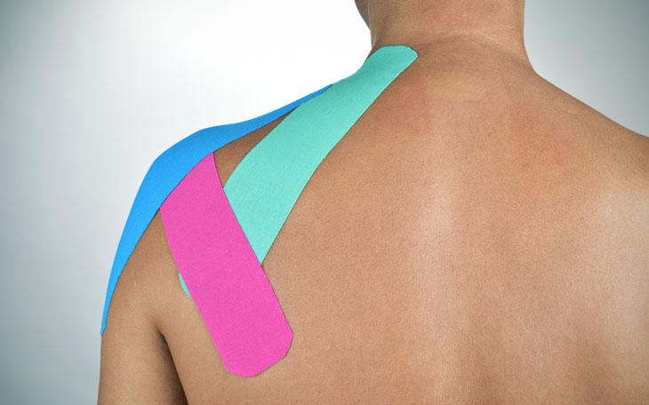 Tratamento Fisioterapêutico com Bandagem Elástica