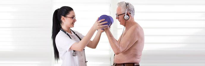 Reabilitação na Fisioterapia Geriátrica