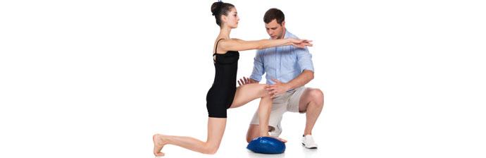 Fisioterapia Desportiva - Reabilitação