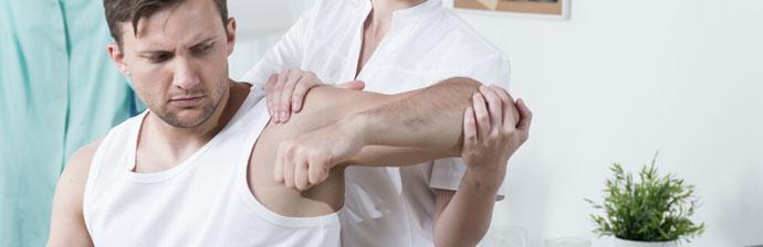 Reabilitação das lesões no ombro