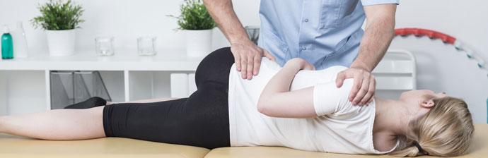 Tratamento Fisioterapêutico na Coluna