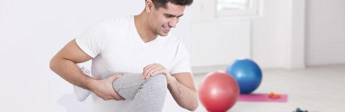 Tratamento Fisioterapêutico no Joelho