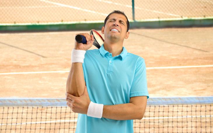 Epicondilite lateral: saiba tudo sobre a lesão que afeta os tenistas