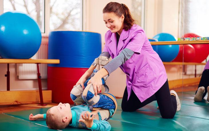 O Tratamento Fisioterapêutico da Distrofia Muscular de Duchenne