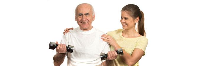 Exercícios na Fisioterapia Gerontológica