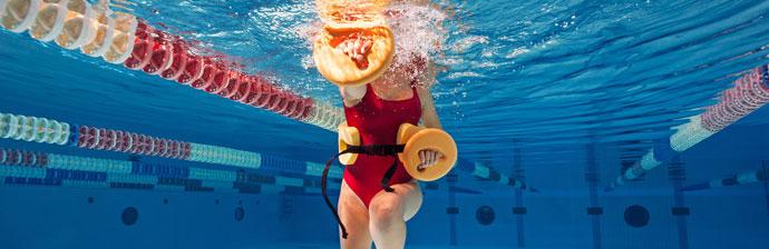 Exercício na Hidroterapia