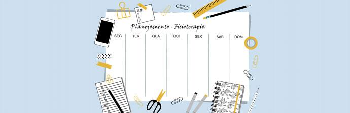 Planejamento Fisioterapia