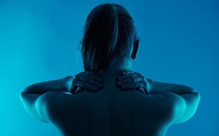 Nervo Periférico Lesionado - Espinha Dorsal