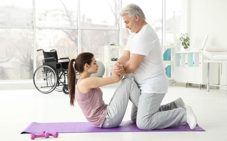 Tratamento fisioterapêutico em pacientes com paraplegia