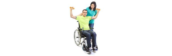 Paraplegia na Fisioterapia