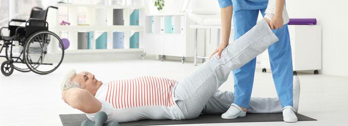 Fisioterapia para Paraplégicos
