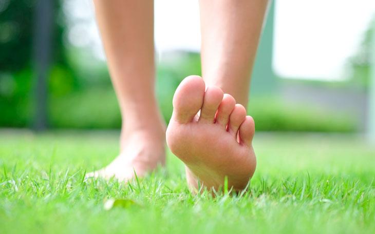 Apertar músculos causar os pode da pé no panturrilha dor