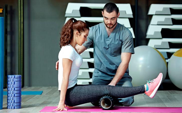 Saiba como tratar lesões através do programa de reabilitação