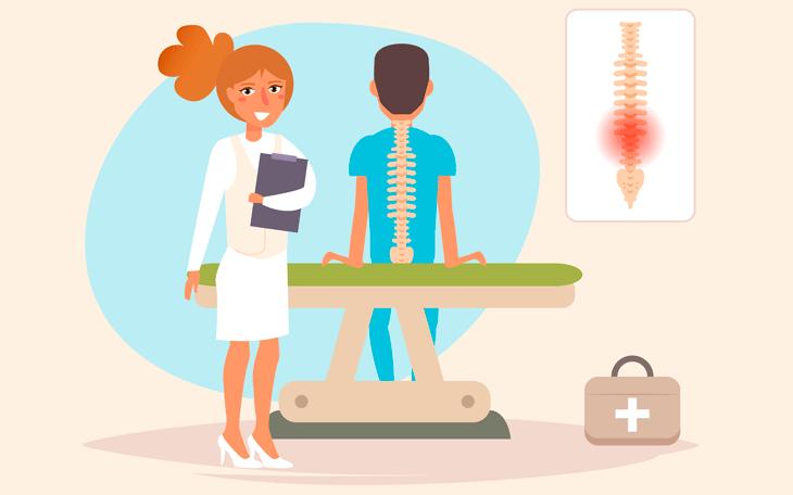 Saiba como reabilitar as principais patologias da coluna vertebral