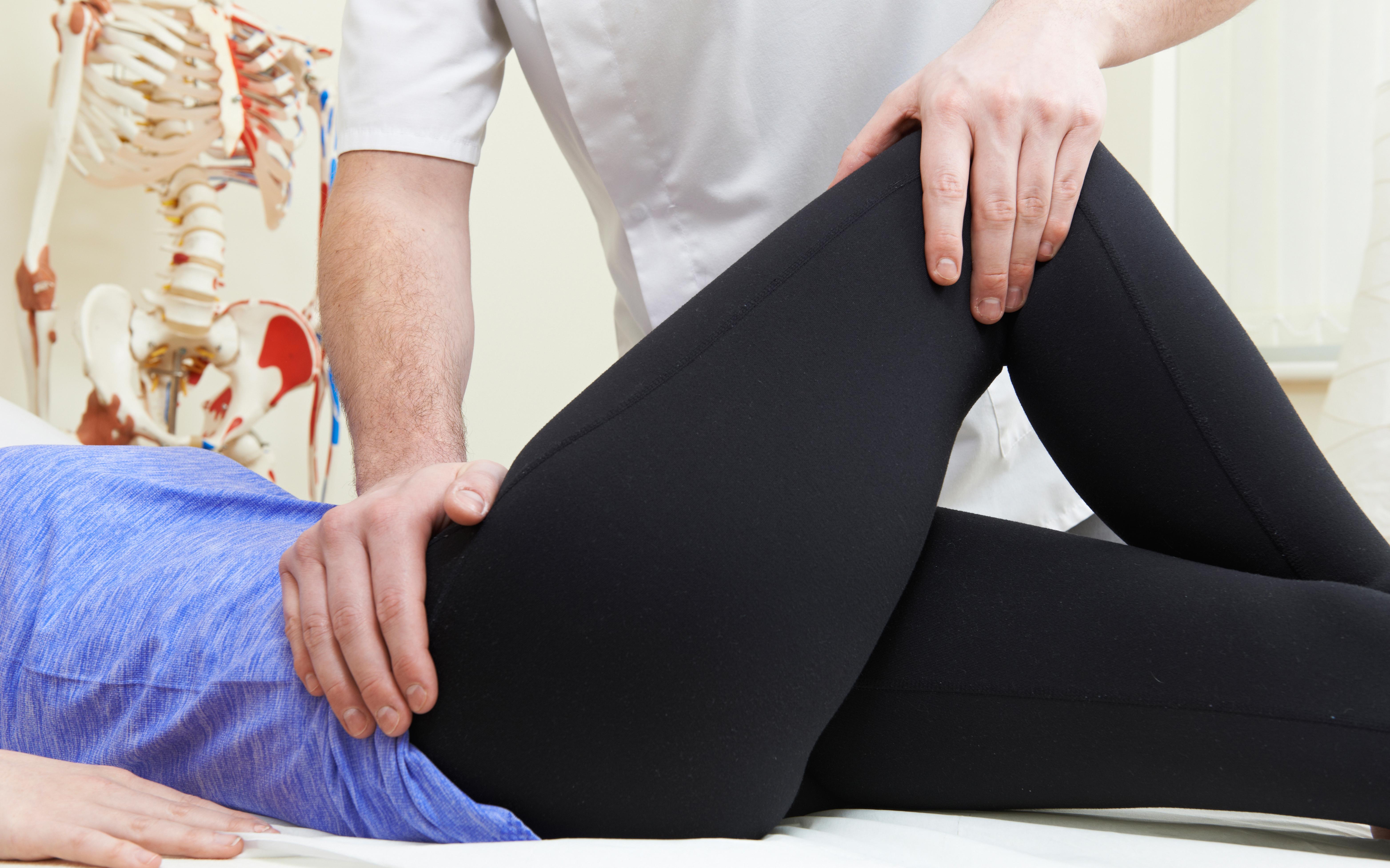 Saiba como utilizar a fisioterapia em patologias do quadril