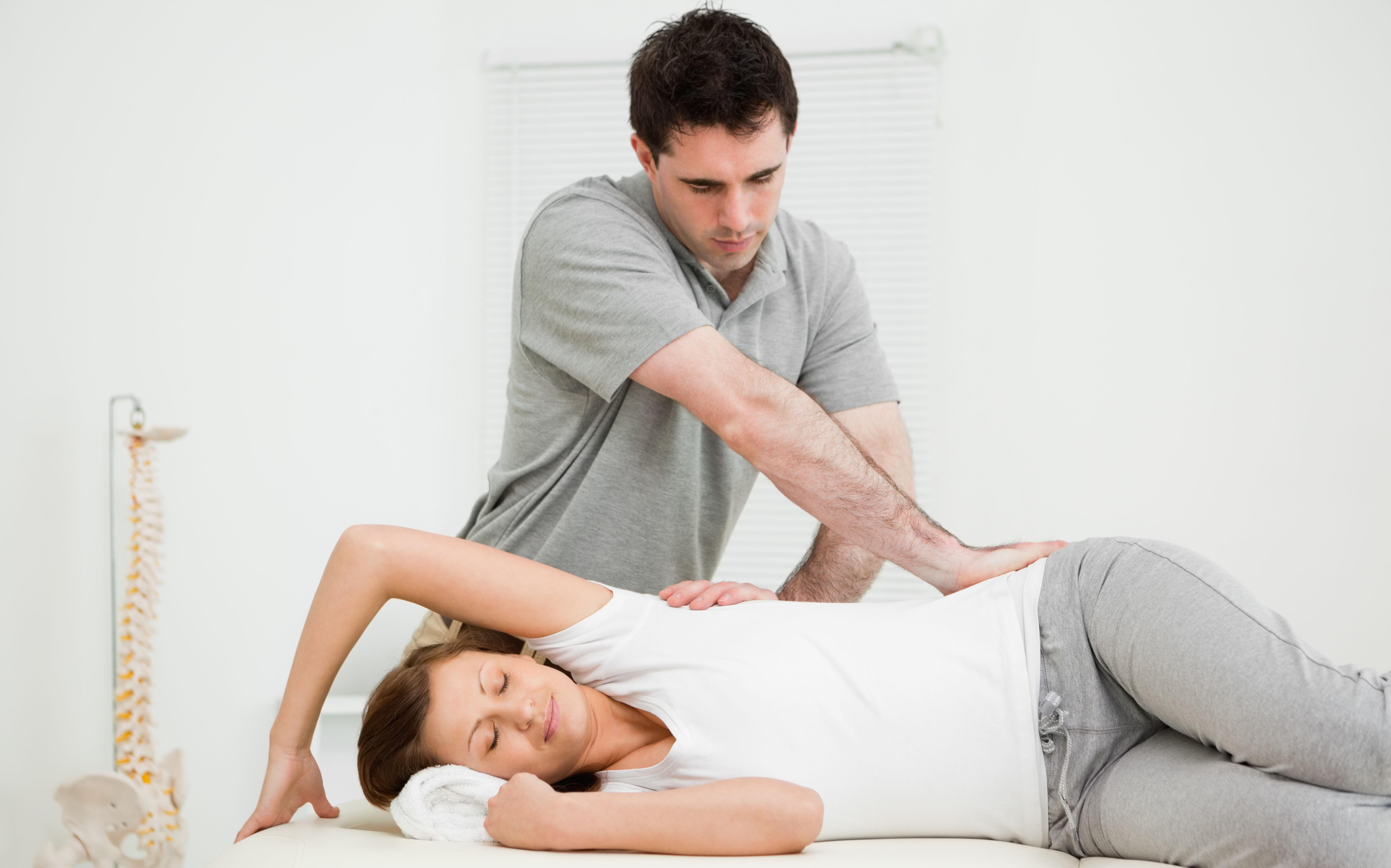Fisioterapia para reabilitação do quadril