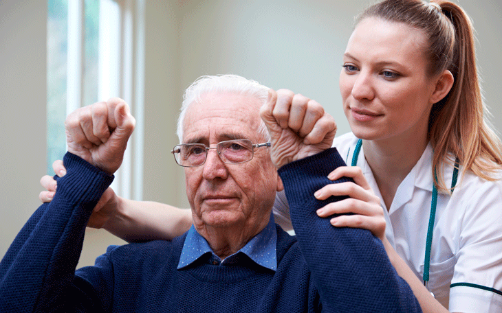 Papel do fisioterapeuta na reabilitação de pacientes com AVC