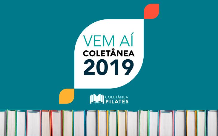 Coletânea Pilates 2019: Garanta já os Novos Exemplares!