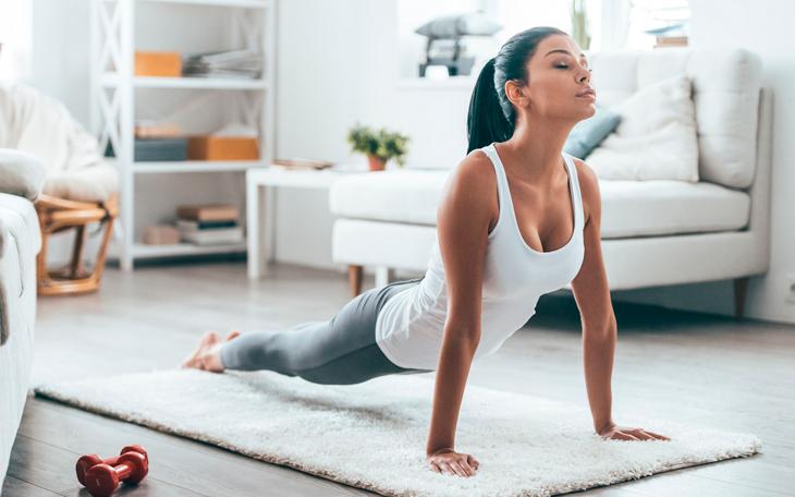 10 Exercícios de coluna para seu paciente fazer em casa