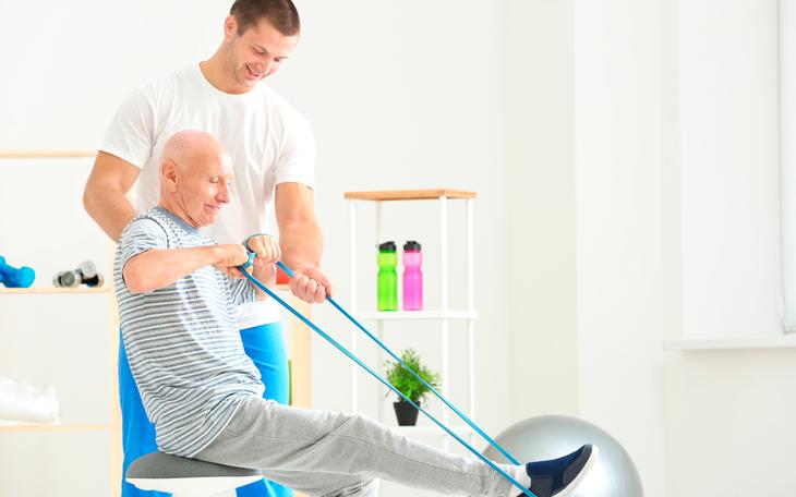 O processo de envelhecimento sob o olhar da fisioterapia