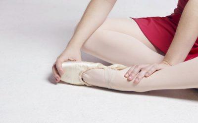 Lesões em bailarinos: entenda a frouxidão ligamentar e a lesão neural