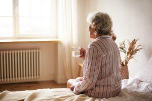 o processo de envelhecimento idoso